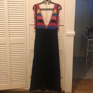 ZARA knit dress S